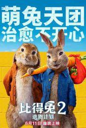 比得兔2:逃跑计划在线观看